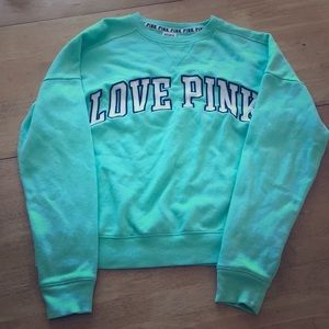 LOVE PINK sweater